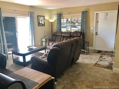 1747 Rodman St UNIT 101, Hollywood, FL 33020 - MLS#: A10402314