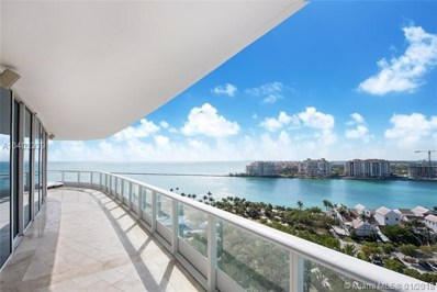 100 S Pointe Dr UNIT 1404, Miami Beach, FL 33139 - MLS#: A10402339