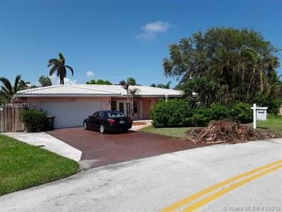 2701 NE 52nd St, Lighthouse Point, FL 33064 - MLS#: A10402870