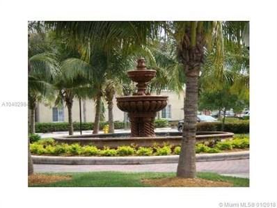 2548 Centergate Dr UNIT 107, Miramar, FL 33025 - MLS#: A10402984