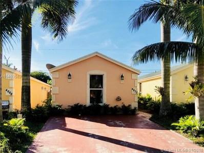 4672 Clemens St, Lake Worth, FL 33463 - MLS#: A10403583