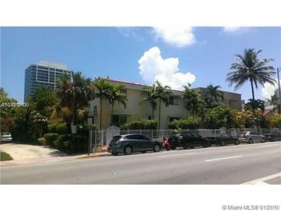 6831 Abbott Ave UNIT 2, Miami Beach, FL 33141 - MLS#: A10403700