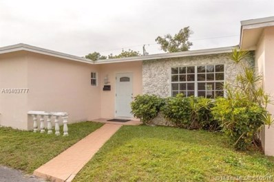 5260 NW 14th Pl, Lauderhill, FL 33313 - MLS#: A10403777