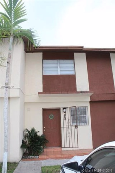 20 SW 108th Ave UNIT F5, Sweetwater, FL 33174 - MLS#: A10403791