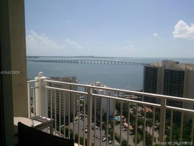 185 SE 14th Ter UNIT 2304, Miami, FL 33131 - MLS#: A10403835