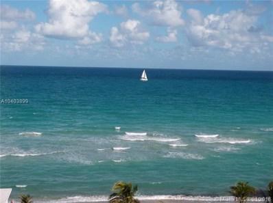 2030 S Ocean Dr UNIT 1504, Hallandale, FL 33009 - MLS#: A10403899