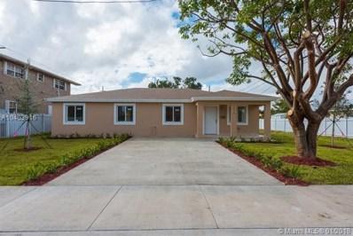 5814 NW 18th Ave, Miami, FL 33142 - MLS#: A10403916