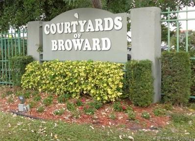 1820 SW 81st Ave UNIT 3311, North Lauderdale, FL 33068 - MLS#: A10404138