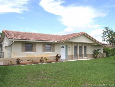 3700 NW 114th Ln, Coral Springs, FL 33065 - MLS#: A10404159