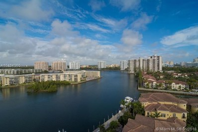 1000 W Island Blvd UNIT 1409, Aventura, FL 33160 - MLS#: A10404360