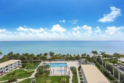 881 Ocean Dr UNIT 9B, Key Biscayne, FL 33149 - MLS#: A10404479
