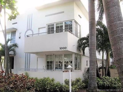 1000 Meridian Av UNIT 11, Miami Beach, FL 33139 - MLS#: A10404509