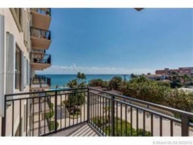 3475 S Ocean Blvd UNIT 4060, Palm Beach, FL 33480 - MLS#: A10404558