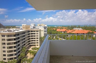 199 Ocean Lane Blvd. UNIT 1115, Key Biscayne, FL 33149 - MLS#: A10404703