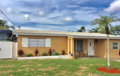 4701 SW 34th Ave, Fort Lauderdale, FL 33312 - MLS#: A10404866