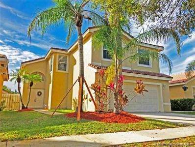17324 SW 19th St, Miramar, FL 33029 - MLS#: A10404989