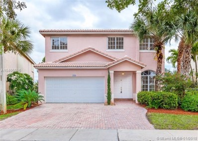 1999 NW 169th Ave, Pembroke Pines, FL 33028 - MLS#: A10405086