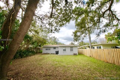 1120 SW 15th Ter, Fort Lauderdale, FL 33312 - MLS#: A10405493