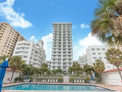 2457 Collins Ave UNIT 1703, Miami Beach, FL 33140 - MLS#: A10405547