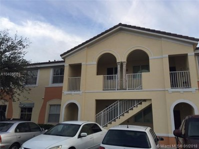 1658 SE 28th Ct UNIT 207, Homestead, FL 33035 - MLS#: A10405628