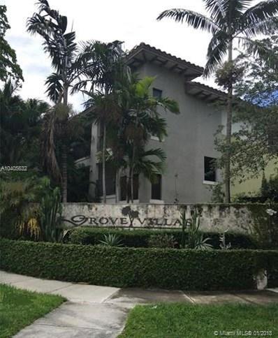 3204 Bird Ave UNIT 108, Miami, FL 33133 - MLS#: A10405632