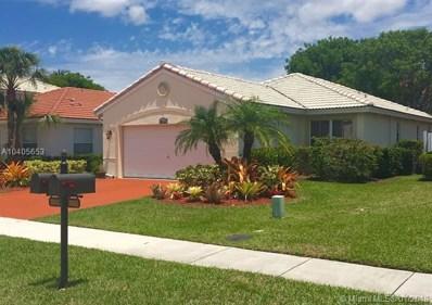 20815 NW 15th St, Pembroke Pines, FL 33029 - MLS#: A10405653