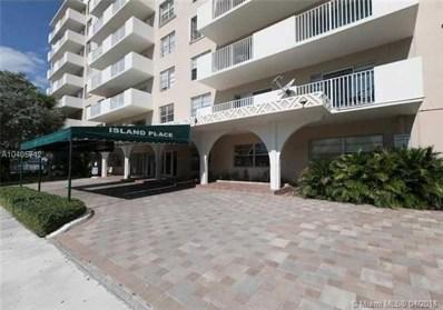 1455 N Treasure Dr UNIT 4E, North Bay Village, FL 33141 - MLS#: A10405712
