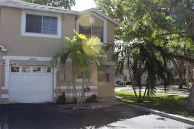 12182 SW 49th Ct UNIT 12182, Cooper City, FL 33330 - MLS#: A10405732