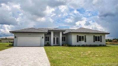 20441 SW 320, Homestead, FL 33030 - MLS#: A10405751
