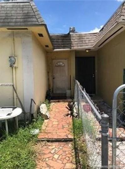 20672 NW 38th Avenue UNIT 1, Miami Gardens, FL 33055 - #: A10405910