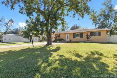 17400 SW 58th St, Southwest Ranches, FL 33331 - MLS#: A10405961