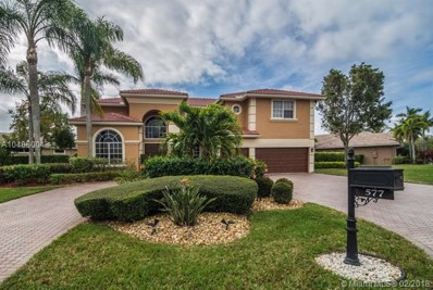 577 NW 120th Dr, Coral Springs, FL 33071 - MLS#: A10406004