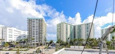 3800 S Ocean Dr UNIT 320, Hollywood, FL 33019 - MLS#: A10406065