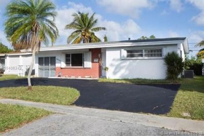 8601 NW 24th Pl, Sunrise, FL 33322 - MLS#: A10406349