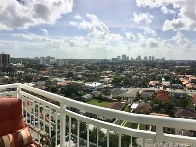 3000 Coral Way UNIT 1406, Miami, FL 33145 - MLS#: A10406591