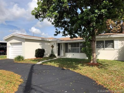 3516 NW 38th Ave, Lauderdale Lakes, FL 33309 - MLS#: A10406613