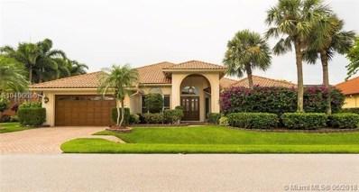8900 SE Water Oak Place, Tequesta, FL 33469 - MLS#: A10406656