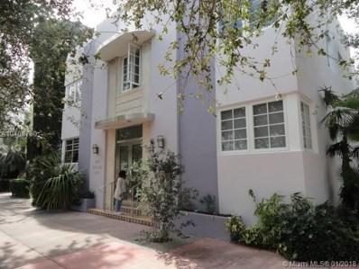 260 E Euclid Ave UNIT 5, Miami Beach, FL 33139 - MLS#: A10406760