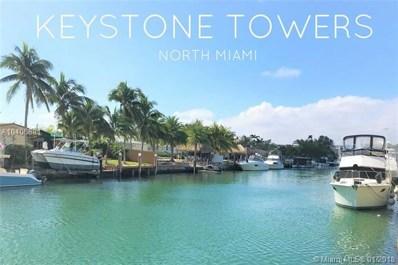 2000 NE 135th St UNIT 901, North Miami, FL 33181 - MLS#: A10406881
