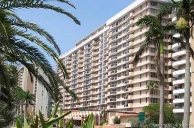 5601 Collins Ave UNIT 1424, Miami Beach, FL 33140 - MLS#: A10407126