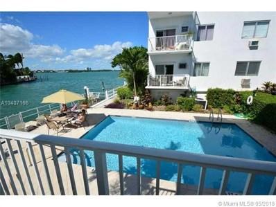 10250 W Bay Harbor Dr UNIT 2D, Bay Harbor Islands, FL 33154 - MLS#: A10407166
