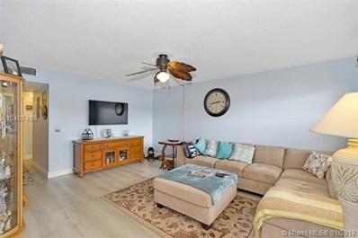 551 SW 135th Ave UNIT 111B, Pembroke Pines, FL 33027 - MLS#: A10407489