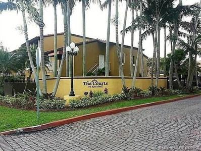 15520 SW 80th St UNIT B-103, Miami, FL 33193 - MLS#: A10407569