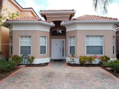 16250 SW 101st Ter UNIT 16250, Miami, FL 33196 - MLS#: A10407585