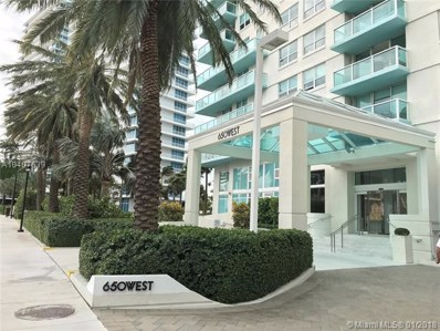 650 West Ave UNIT 404, Miami Beach, FL 33139 - MLS#: A10407639