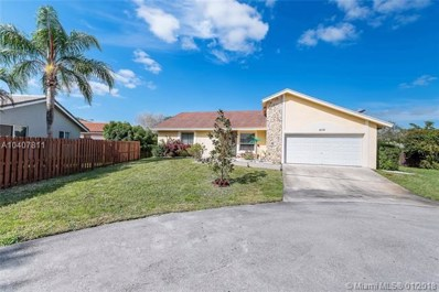 4112 NW 70th Way, Coral Springs, FL 33065 - MLS#: A10407811