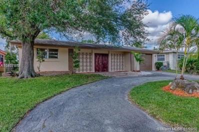 3820 E Lake Ter, Miramar, FL 33023 - MLS#: A10407818
