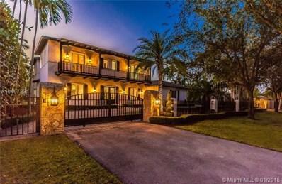 4510 Granada Blvd, Coral Gables, FL 33146 - MLS#: A10407831