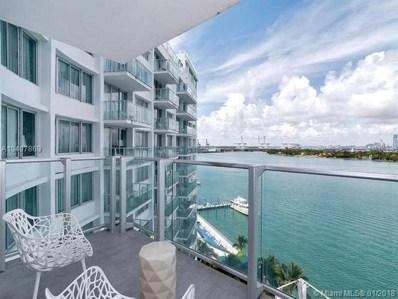 1100 West Av UNIT 1210, Miami Beach, FL 33139 - MLS#: A10407869