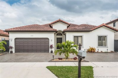 3283 SW 147th Pl, Miami, FL 33185 - MLS#: A10407905